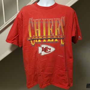 Kansas City Chiefs Vintage 1990's XL Shirt